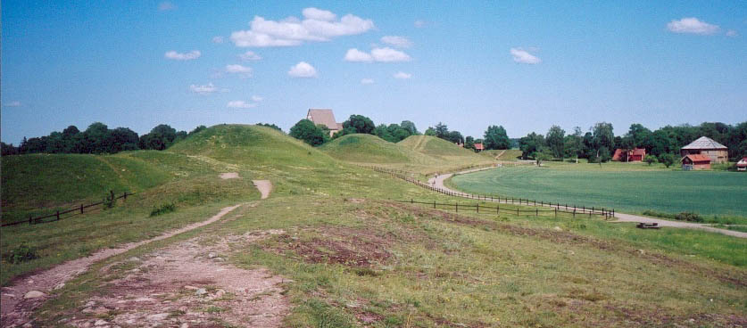 Around the World: Gamla Uppsala