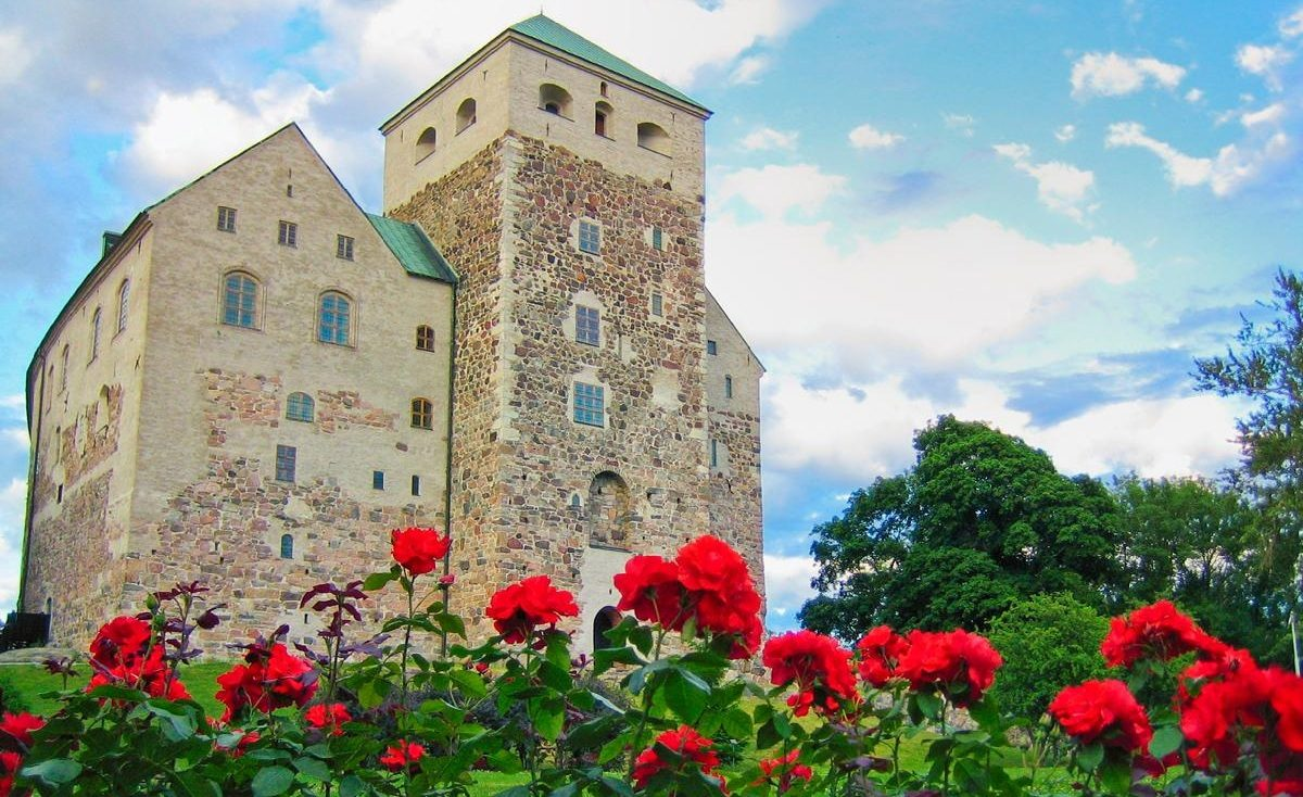 Around the World: Turku Castle