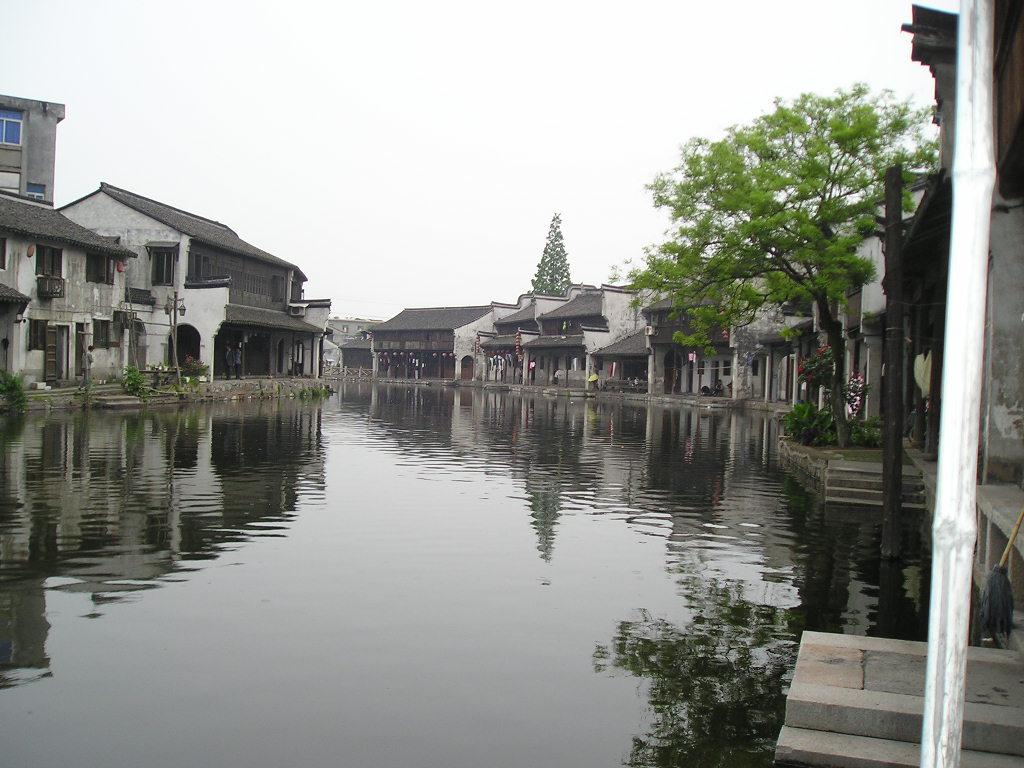 Around the World: Nanxun Old Town