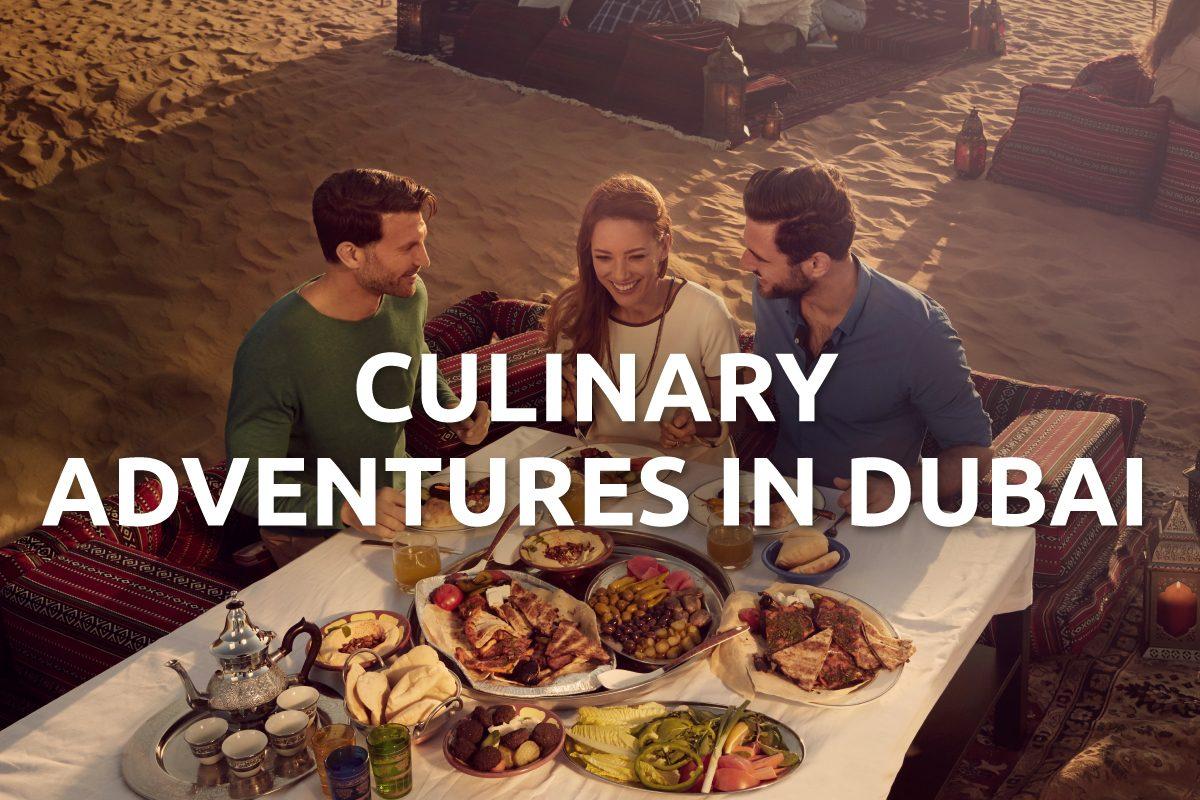 Discover Dubai's Food Scene