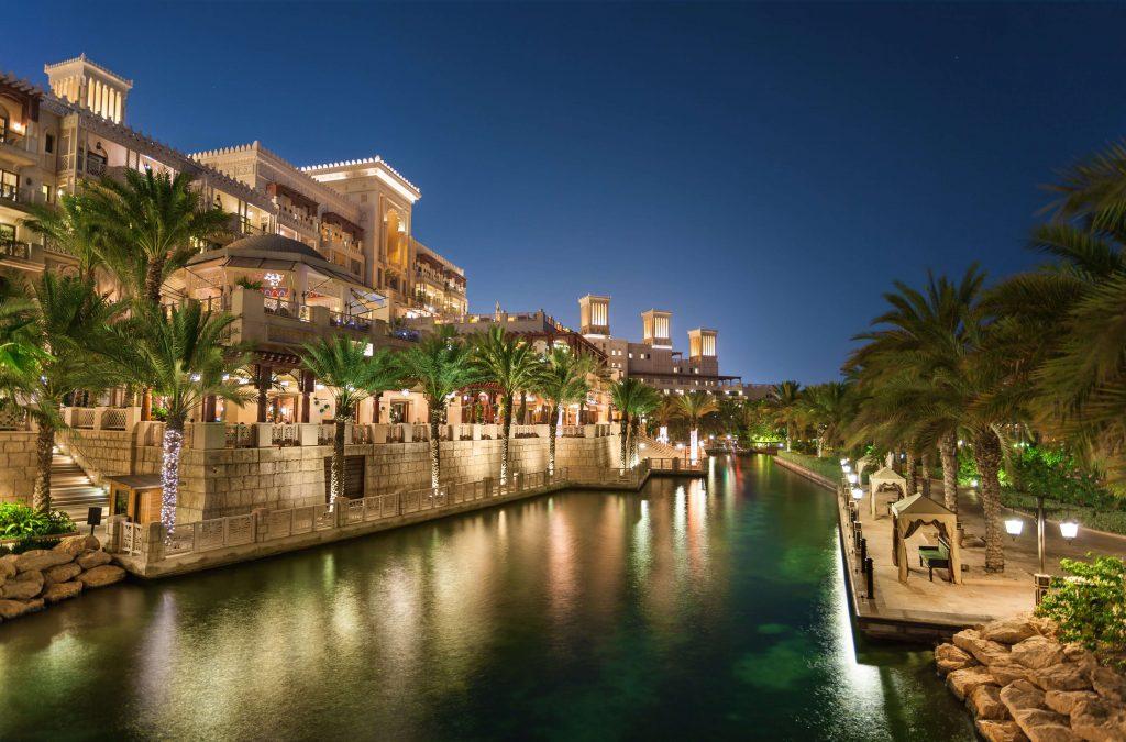luxury resort in dubai