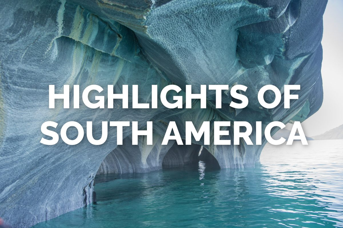 Highlights of South America