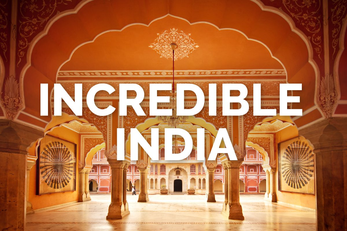 India's Incredible Sights