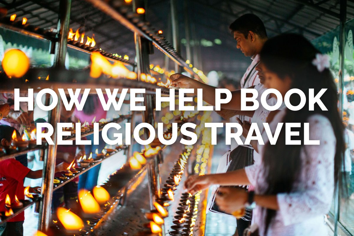 How Sky Bird Helps with Religious Travel