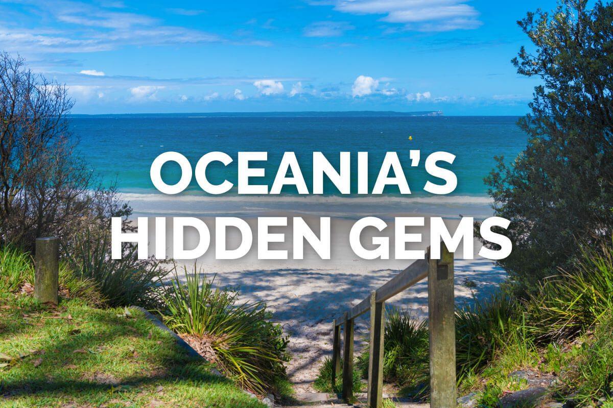 Oceania's Wonders