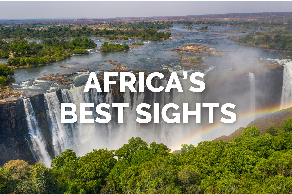 Africa's Top Landmarks