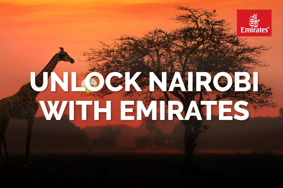 Show Clients a New Side of Nairobi with Emirates