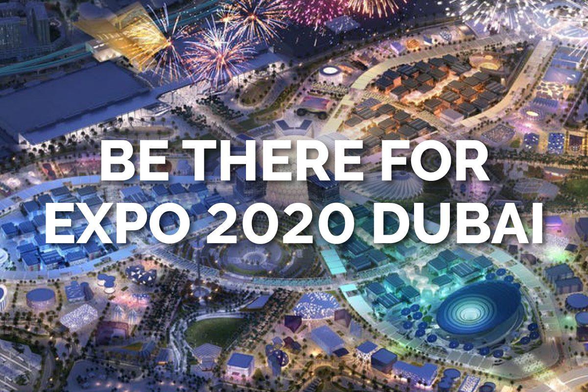 Connect to Expo 2020 Dubai on Emirates
