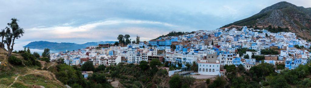 Chefchaouen-cityscape-morocco