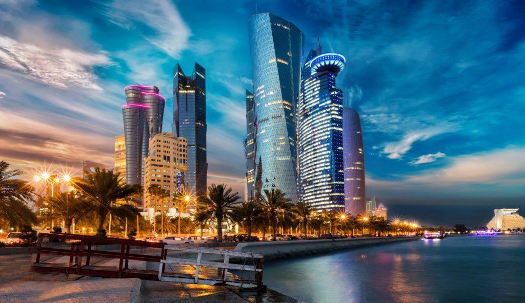Qatar-cityscape