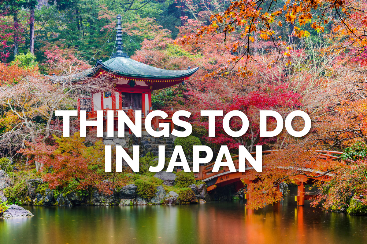 Visiting Japan: Top Destination for 2021