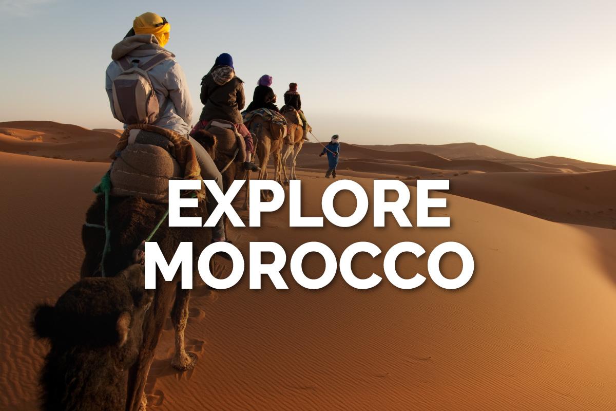 Exploring Morocco: Top Destination for 2021