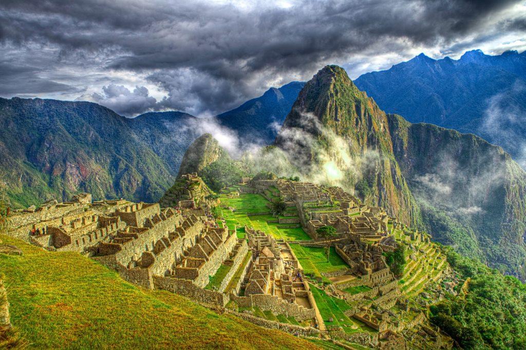 Machu Picchu-Peru