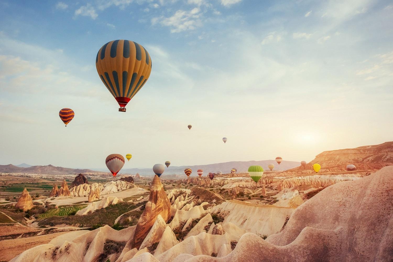 Cappadocia Balloon Festival-Turkey