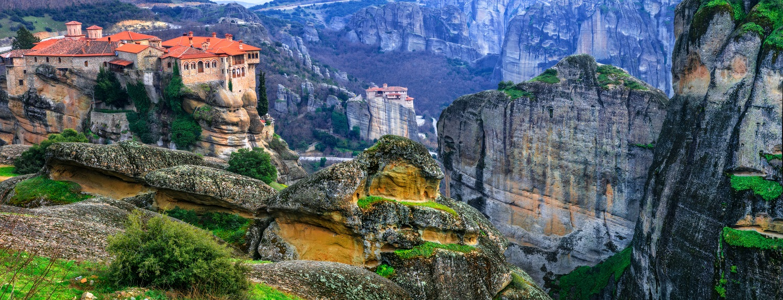 meteora monasteries-greece