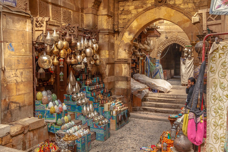khalili market-egypt