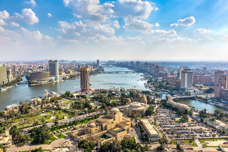 Cairo-Egypt-cityscape
