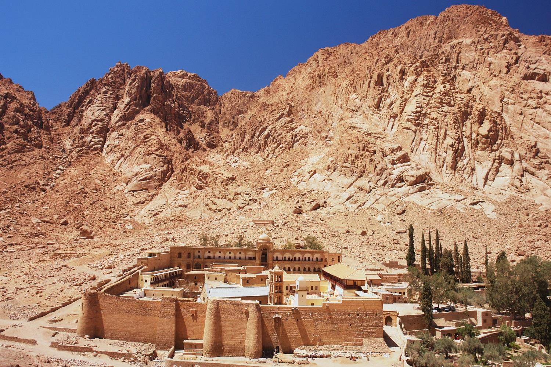 mount sinai-egypt