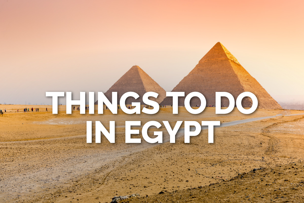 Send Clients to Egypt: Top Destination for 2021