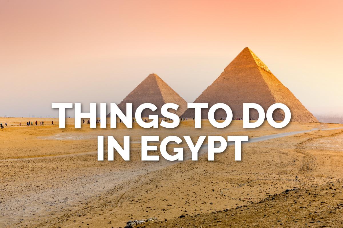 Send Clients to Egypt: Top Destination for 2021