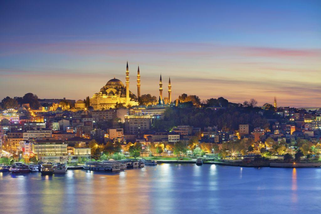 Hagia Sophia-Turkey