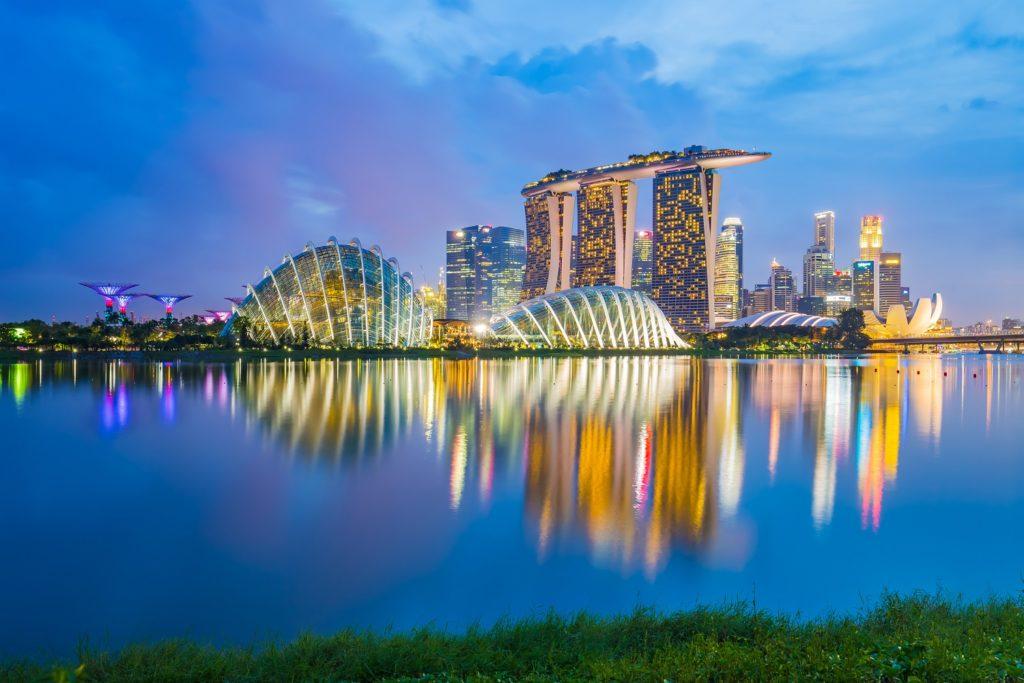 marina bay sands hotel-singapore